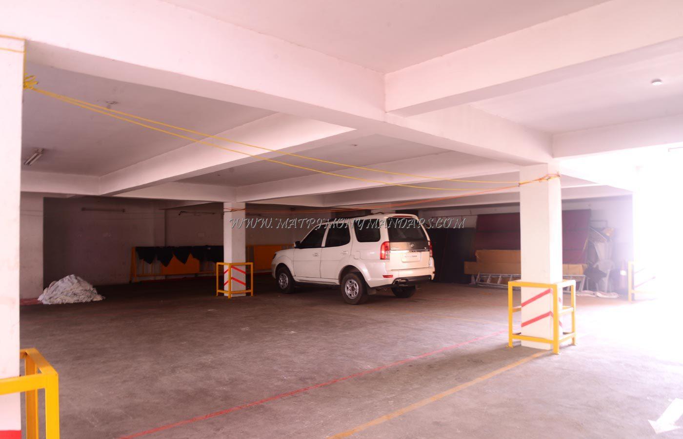 Sivasakthi Thirumana Mandapam - Car Parking
