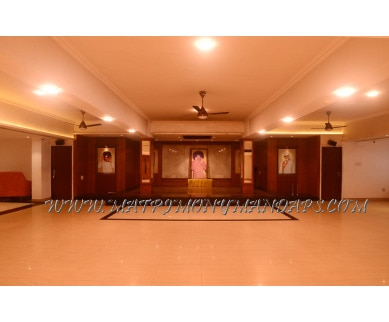 Find the availability of the SAC Halls in RA Puram, Chennai and avail special offers