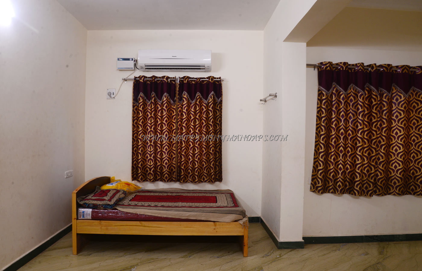 Find the availability of the Rajeshwari Navaraj Mahal (A/C) in Ambattur, Chennai and avail special offers