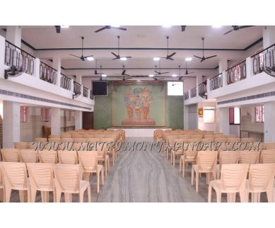 Explore Shobana Kalyana Mandapam (A/C) in West Mambalam, Chennai - Hall