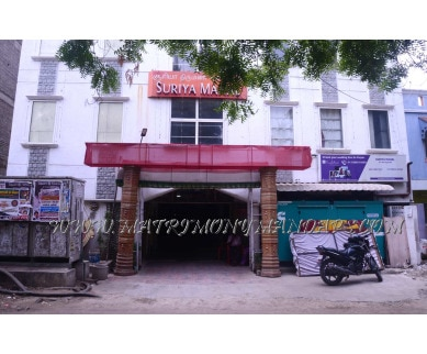 Explore Suriya Mahal (A/C) in Alwarthirunagar, Chennai - Entrance