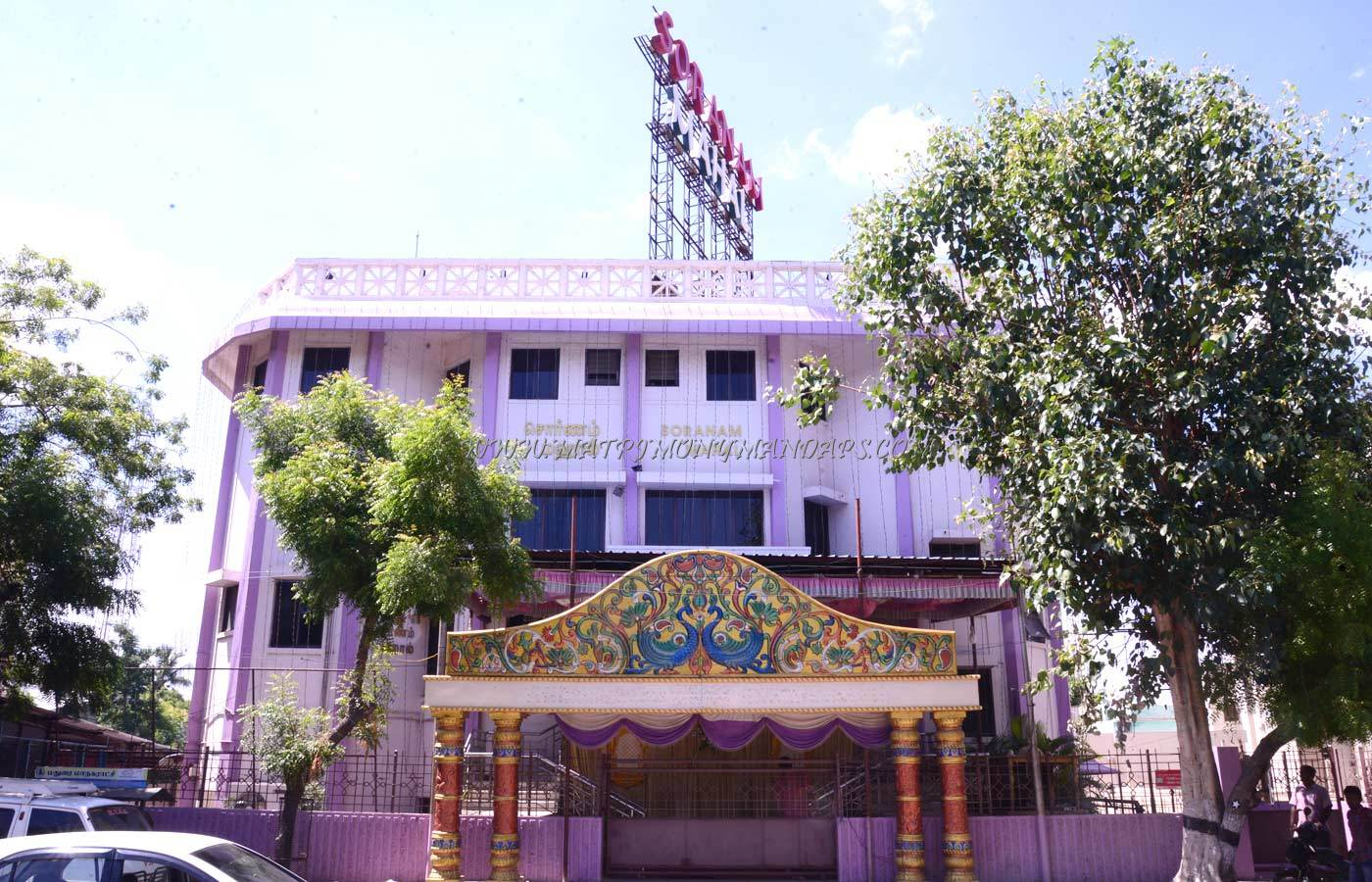 Find the availability of the Sornam Mahal in Bethaniyapuram, Madurai and avail special offers