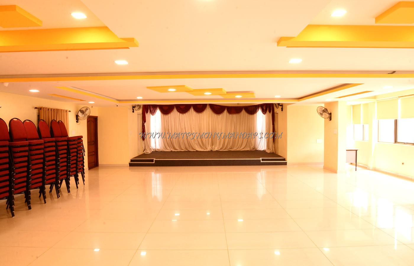 Find the availability of the G R Party Hall in Horamavu, Bangalore and avail special offers