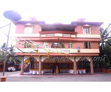 Explore Rajasooyam Auditorium in Pallichal, Trivandrum - Building View