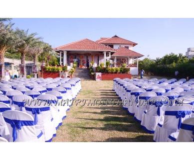Explore The Pale House Open Lawn in ECR, Chennai - Open lawn