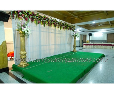 Explore Brundavan Pride  Hall (A/C) in Dilsukhnagar, Hyderabad - Pre-function Area