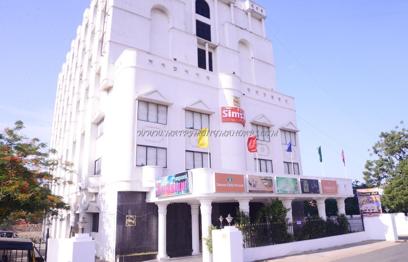 Simsan Hotel - Hotel Facade