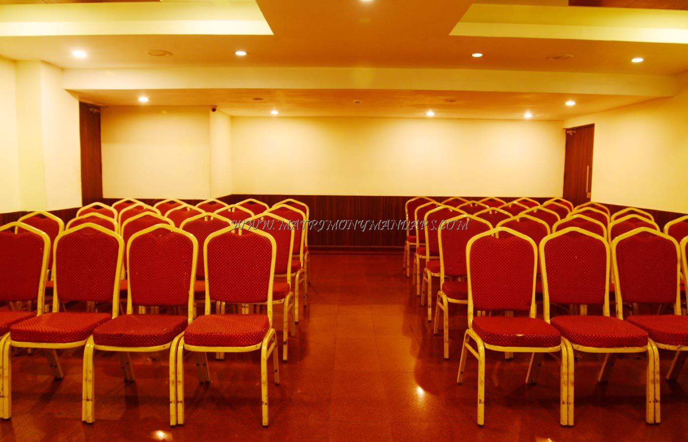 Simsan Hotel - Pre-function Area