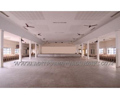 Explore Ramasamy Kalyana Mandapam in Kavundampalayam, Coimbatore - Hall