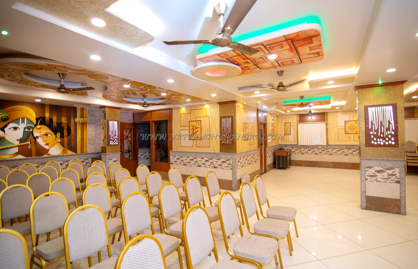 Find the availability of the Sri Matha Sagar Party Hall in Electronic City, Bangalore and avail special offers