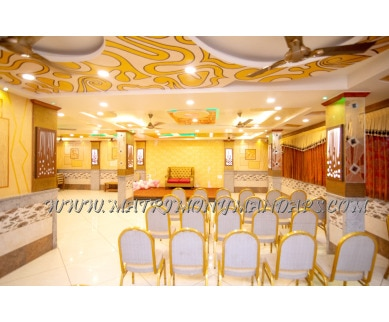 Explore Sri Matha Sagar Party Hall in Electronic City, Bangalore - Pre-function Area