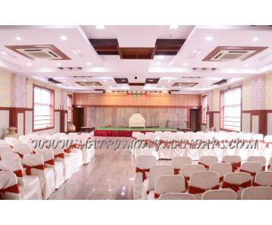 Explore Vismaya Party Hall (A/C) in magadi road, Bangalore - Pre-function Area