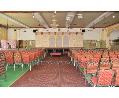 Explore Hi Tech Garden Function Hall in Malakpet, Hyderabad - Pre-function Area