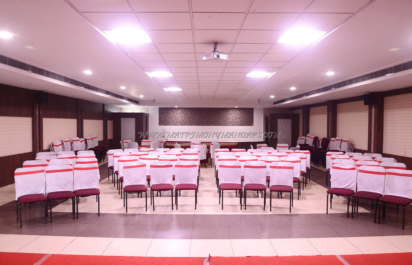 SMS Hotel Hall 1 - Pre-function Area