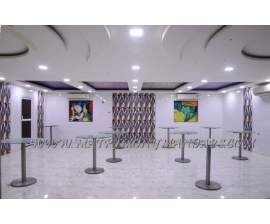 Explore Moonlight Takeaway Banquet Hall (A/C) in OMR, Chennai - Pre-function Area