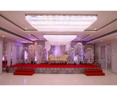 Explore Jawhar Grand Party Hall (A/C) in Purasawalkam, Chennai - Pre-function Area