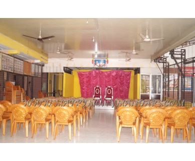 Explore Rohini Kalyana Mandapam in North Nada, Guruvayoor - Hall