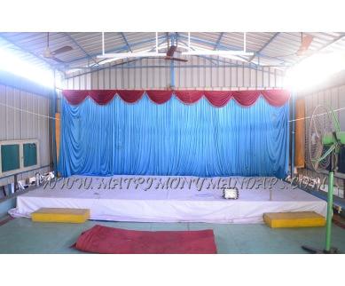 Explore West View Party Hall in Perambur, Chennai - Pre-function Area