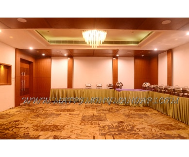 Explore V7 Hotel Cliff Hall (A/C) in Porur, Chennai - Pre-function Area