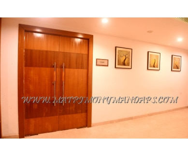 Explore V7 Hotel Cliff Hall (A/C) in Porur, Chennai - Hall Entrance