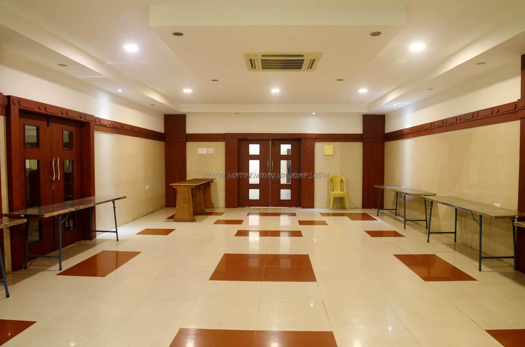Abrigo City Center Ganga Hall - Pre-function Area