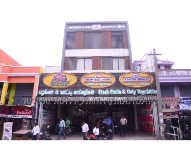 Explore Arunaa Inn Mini Hall 2 (A/C) in Pammal, Chennai - Building View