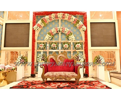 Explore Grand Imperia Banquet Hall 3 (A/C) in Moti Nagar, Delhi - Pre-function Area