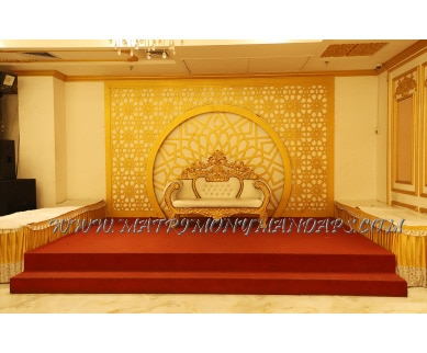 Explore All Heavens Gold Hall 1 (A/C) in Brittania Chowk, Delhi - Pre-function Area