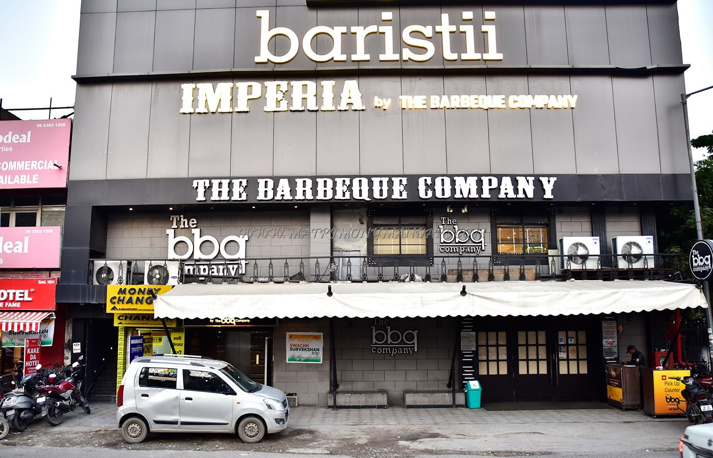 Find the availability of the Imperia Banquet Hall 2 (A/C) in Janakpuri, Delhi and avail special offers