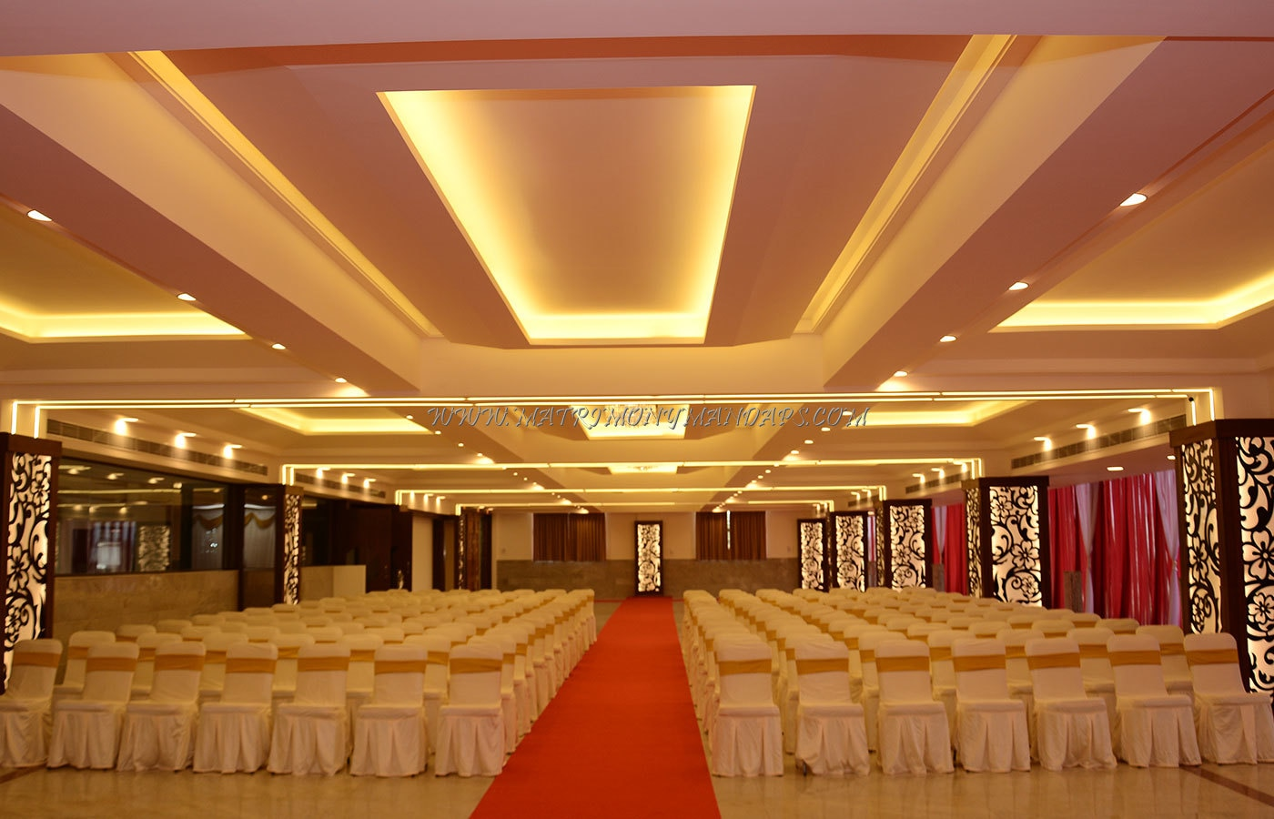 Find the availability of the KB Banquet  Hall (A/C) in Yelahanka, Bangalore and avail special offers