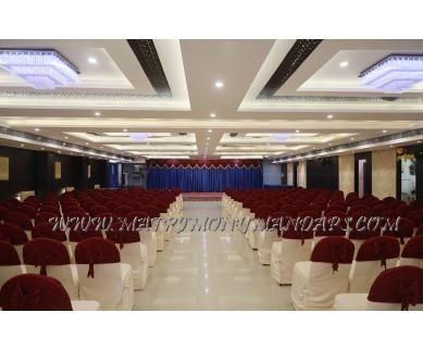 Explore Sumos Sankalp Banquet Hall (A/C) in Banashankari, Bangalore - Pre-function Area