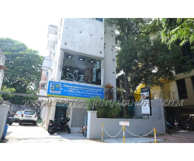 Explore V and T Party Hall (A/C) in Chetpet, Chennai - Building View