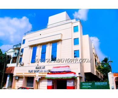 Explore Ajantha Vijay Sankar Mahal (A/C) in Villivakkam, Chennai - Building Facade