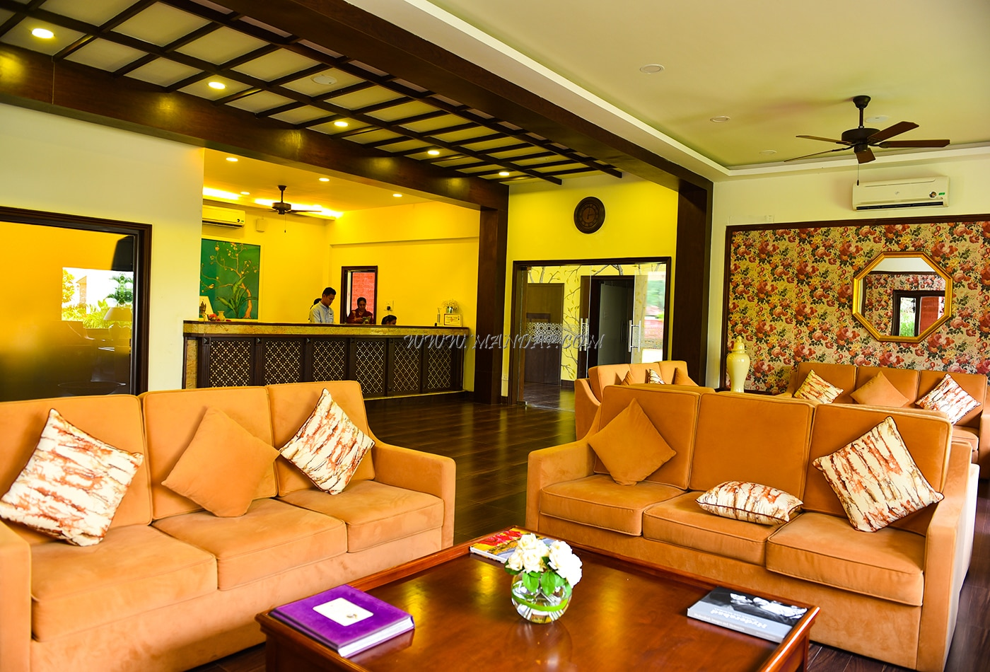 Find the availability of the Trance Greenfields Orchid Hall (A/C) in Moinabad, Hyderabad and avail special offers