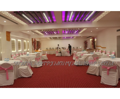 Find the availability of Vows Banquet (A/C)  in Dadar West, Mumbai and avail the special offers