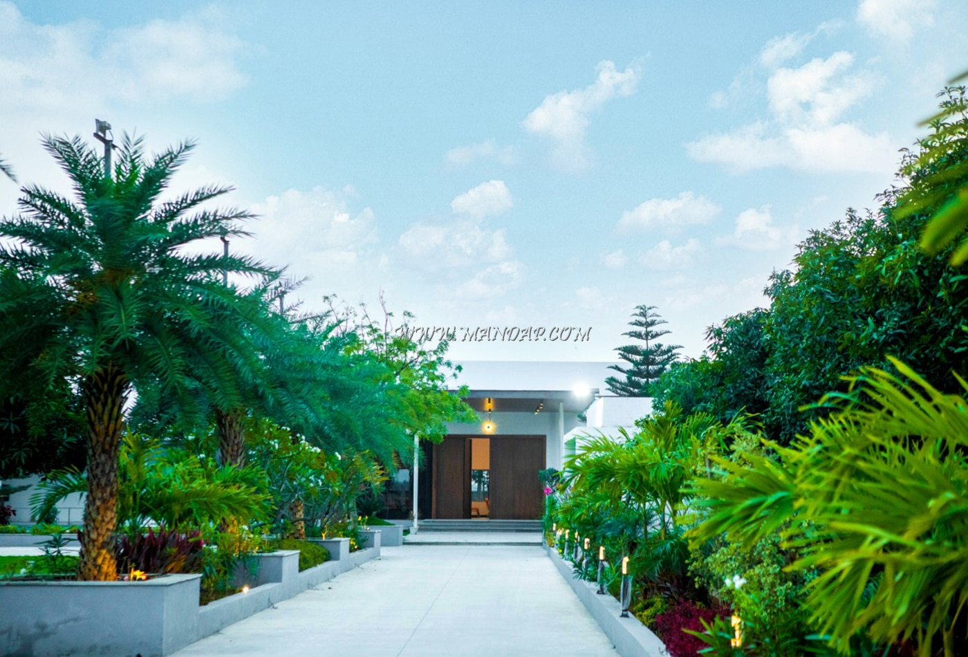 Find the availability of the Sree Lalitha Lawn Convention Gardania in Keesara, Hyderabad and avail special offers