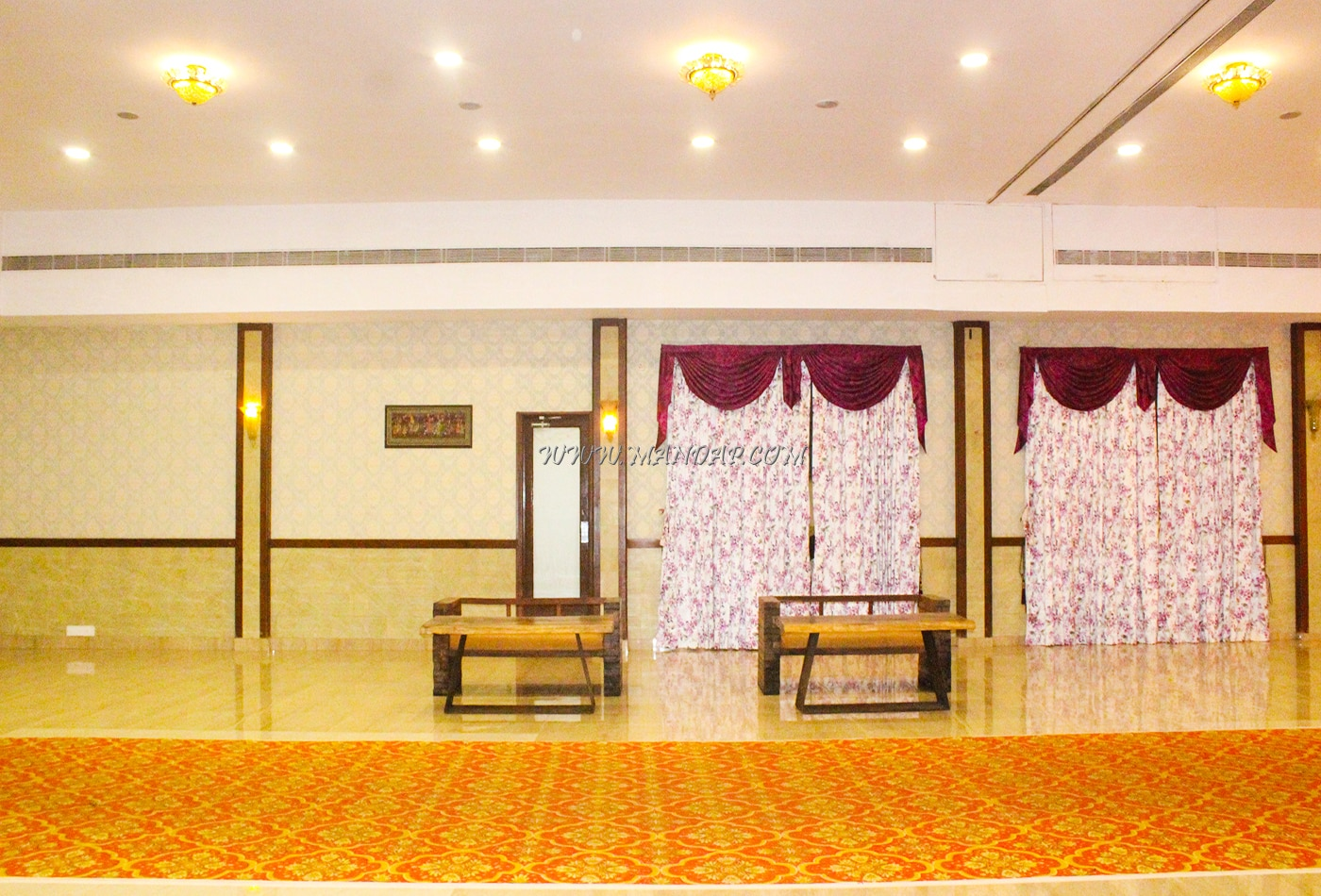 Find the availability of the Megarugas Ceremony Banquet Hall 2 (A/C) in Andheri East, Mumbai and avail special offers