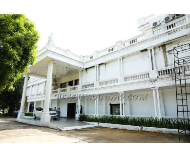 Find the availability of Sathyam Grand Resorts Pallava Hall (A/C)  in Sriperumbudur, Chennai and avail the special offers