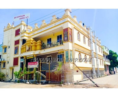 Find the availability of Kowsalya Mahal (A/C)  in Villianur, Pondicherry and avail the special offers