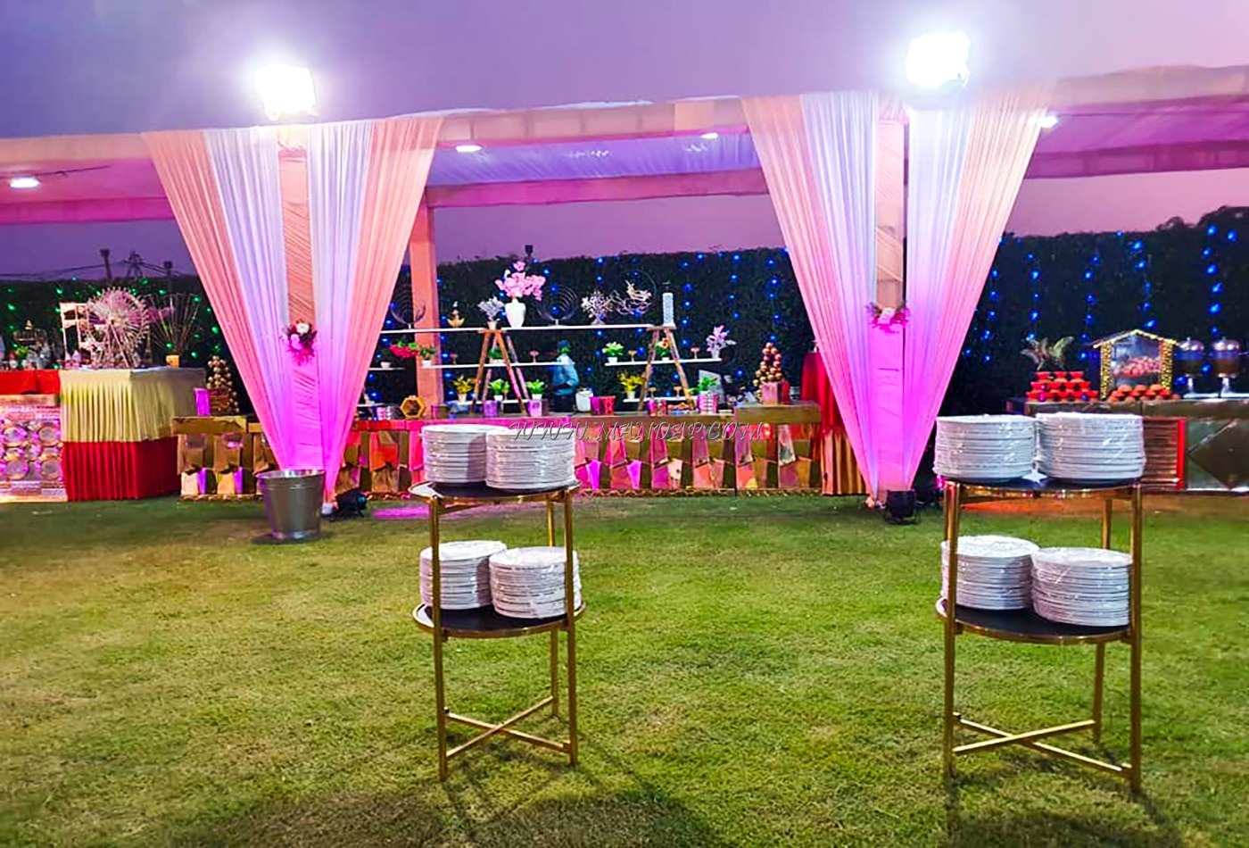 Find the availability of the Muskan Hotel Party Lawn in Manesar, Gurgaon and avail special offers