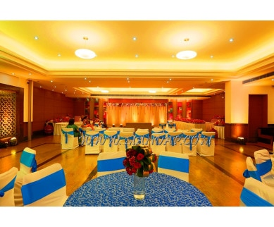 Find the availability of Aapno Ghar Abhinandan Banquet Hall (A/C)  in Sector 77, Gurgaon and avail the special offers