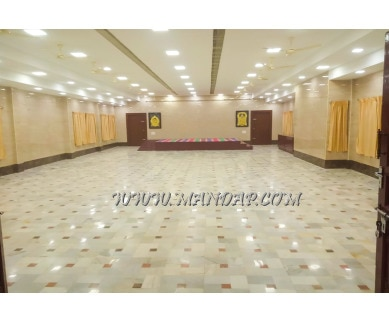 Find the availability of Raya grand Hall 1 (A/C)  in Kumbakonam City, Thanjavur and avail the special offers