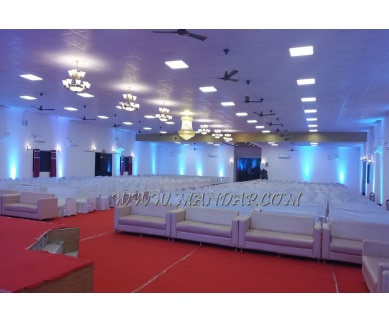 Find the availability of Laxmi Lawns and Banquet Hall (A/C)  in Adgaon, Nashik and avail the special offers
