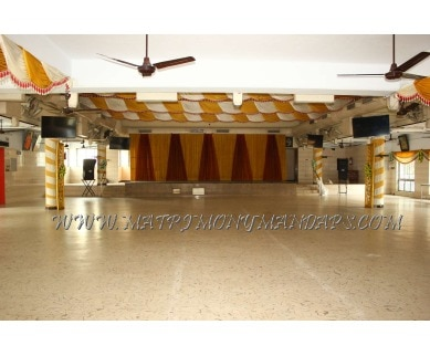 Find the availability of Sri Krishnaswamy Kalyana - Mandapam (A/C)  in T Nagar, Chennai and avail the special offers
