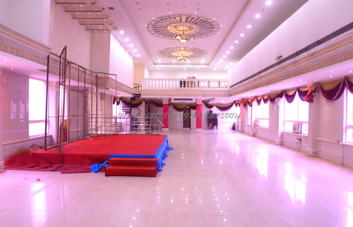 EVP Rajeswari Marriage Palace - Pre-function Area