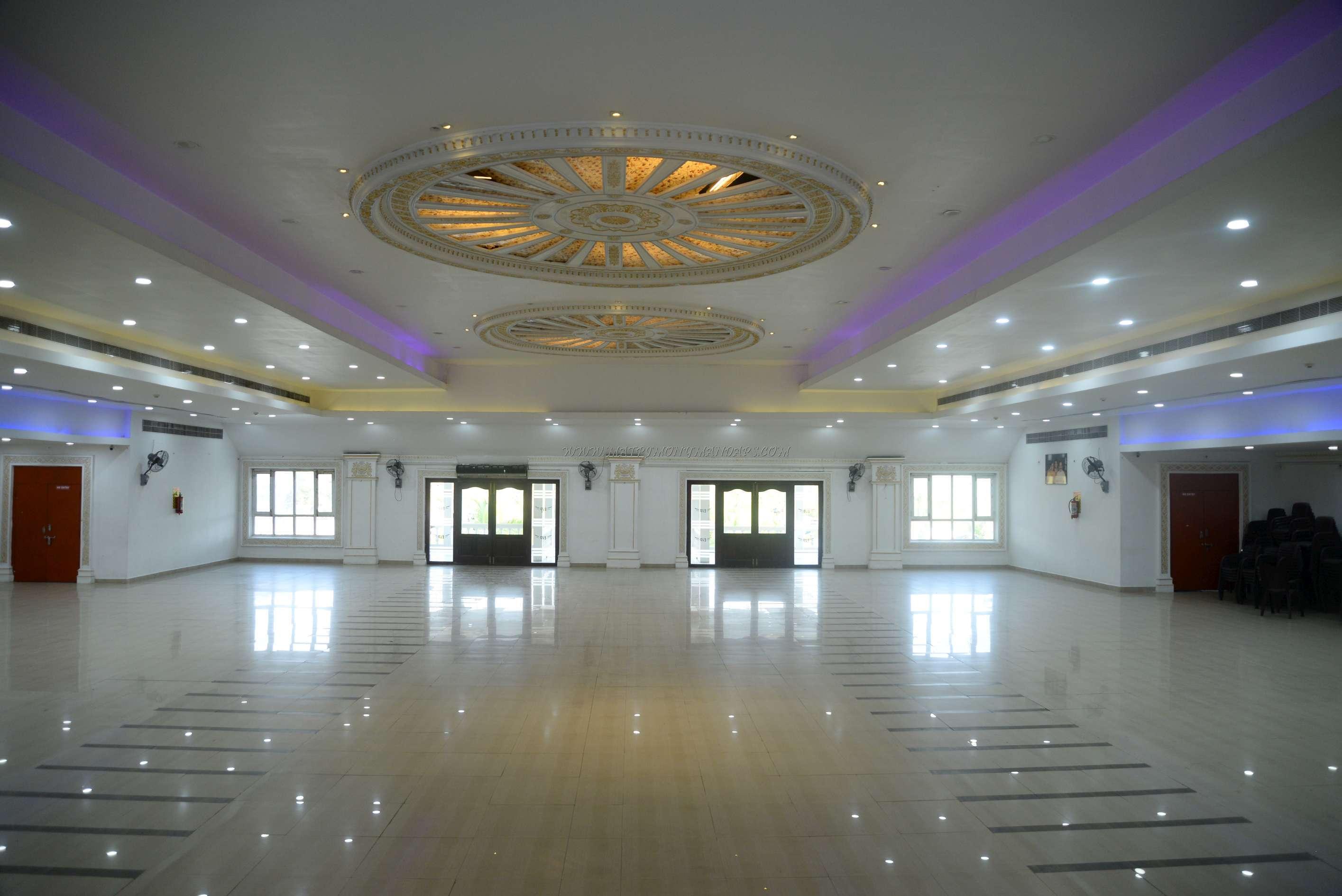 EVP Rajeswari Marriage Palace 2 - Hall