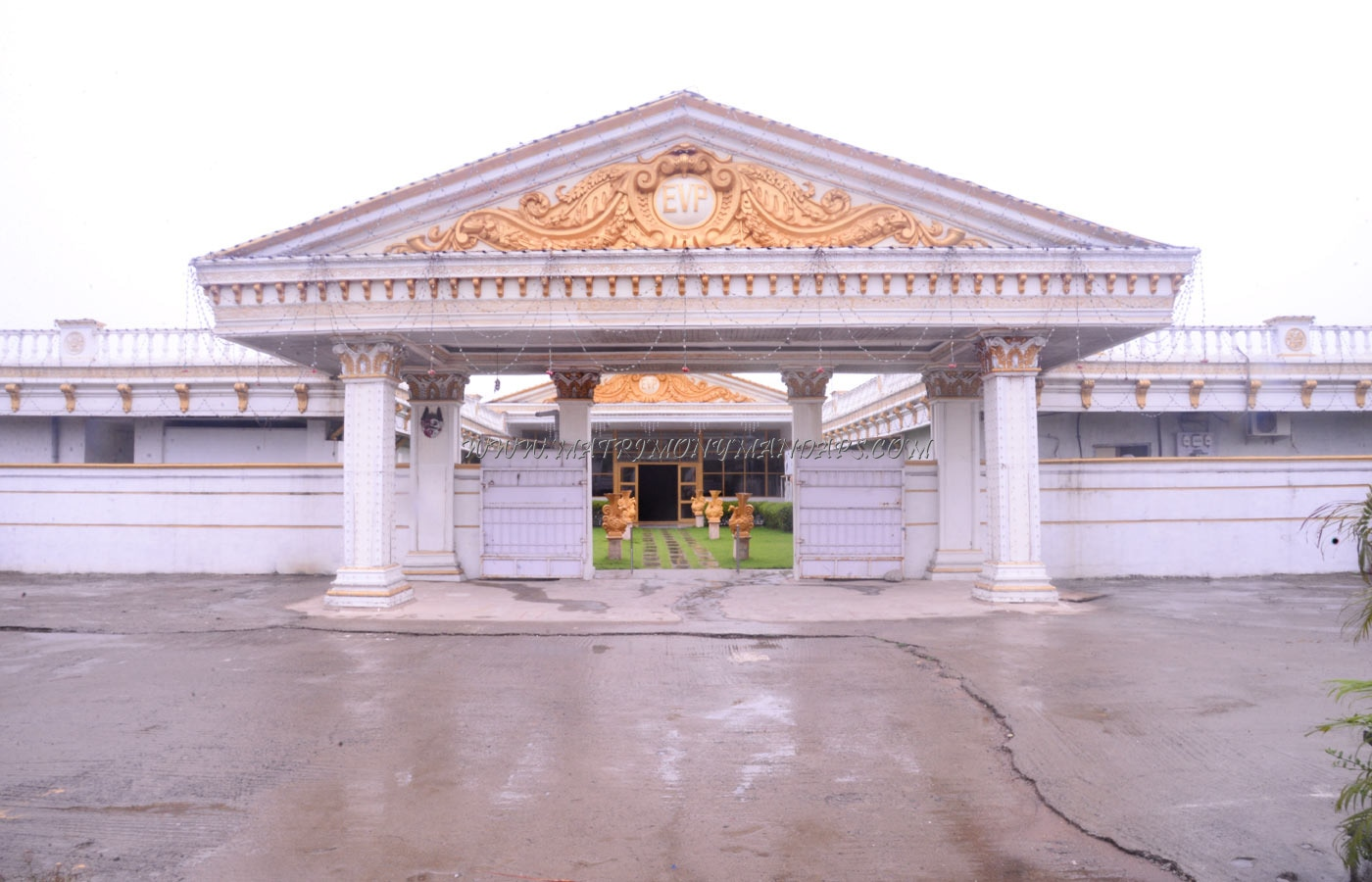 EVP Rajeswari Marriage Palace 5 - Building View