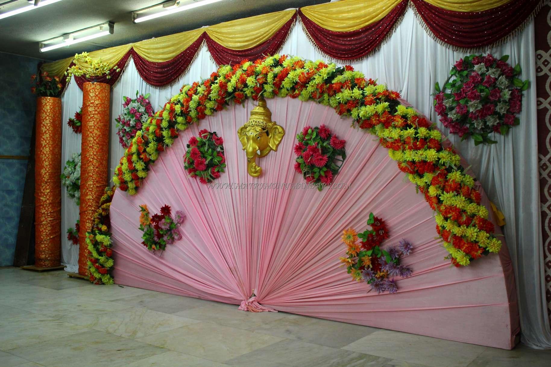 Abirami Thirumana Koodam - Stage