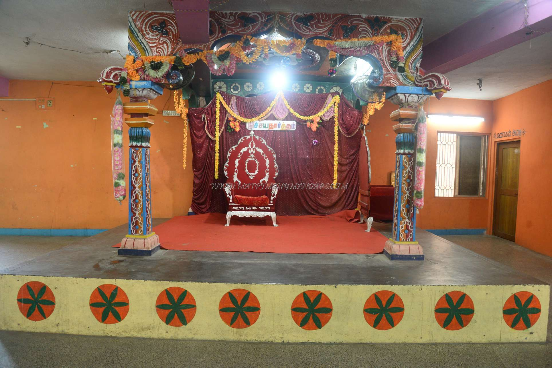 Find the availability of the JS Kalyana Mandapam in Madipakkam, Chennai and avail special offers