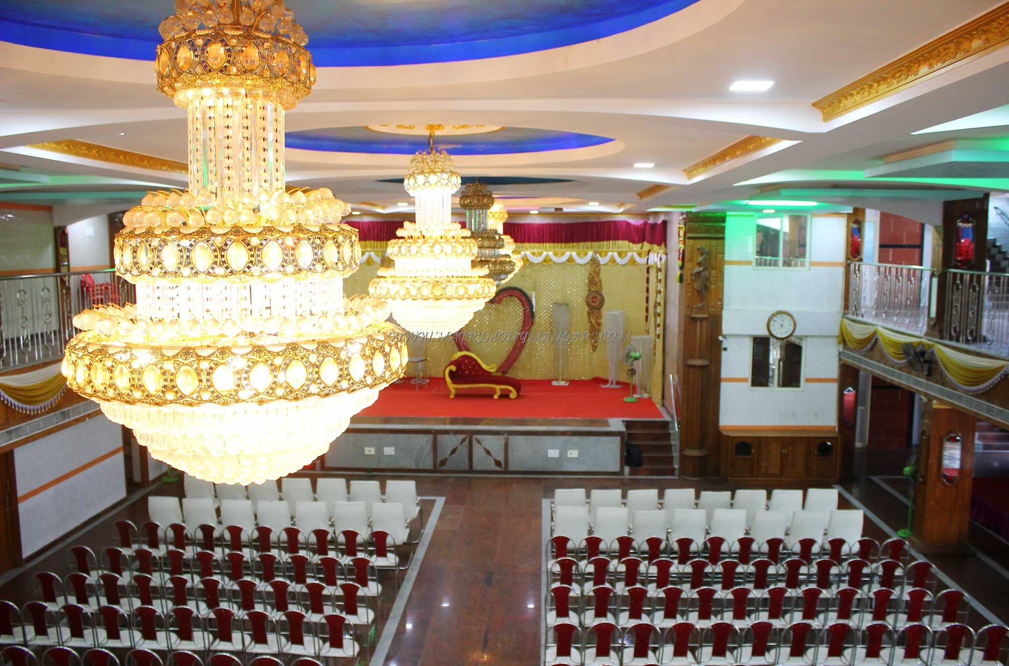 Find the availability of the Sam Mahal  (A/C) in Ambattur, Chennai and avail special offers